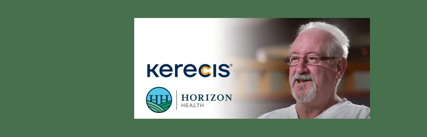 Horizon Health Patient Gary Oats