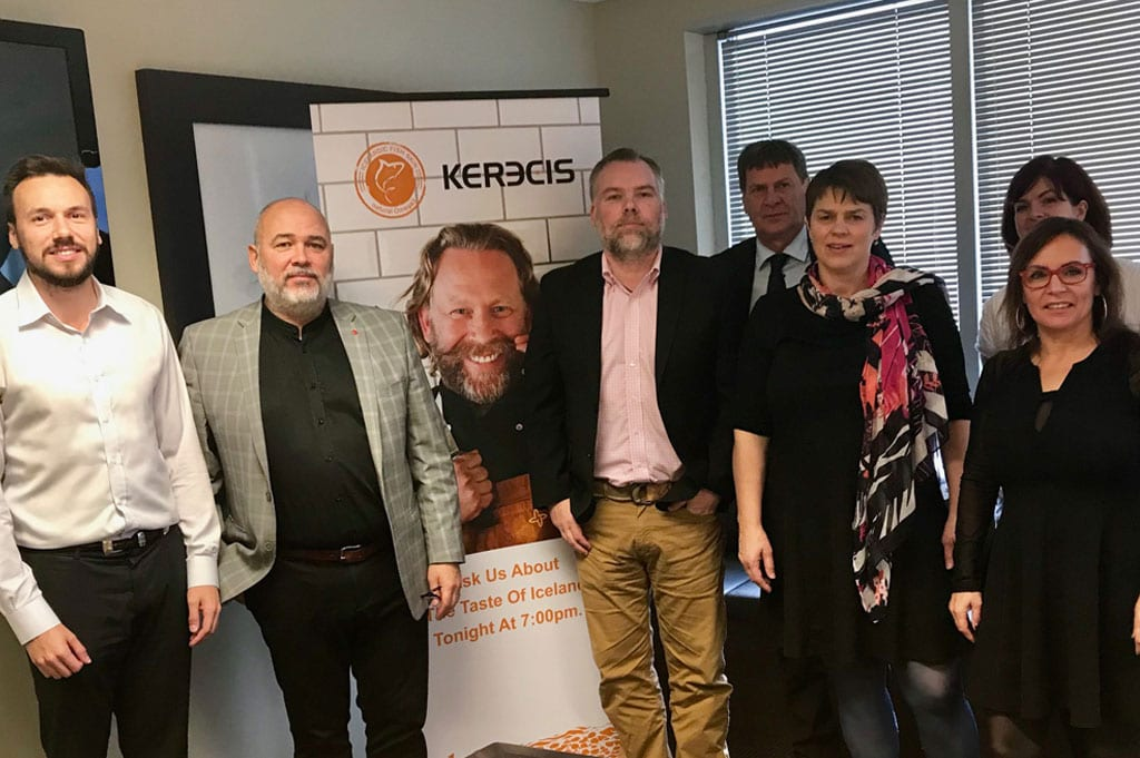 Icelandic delegation