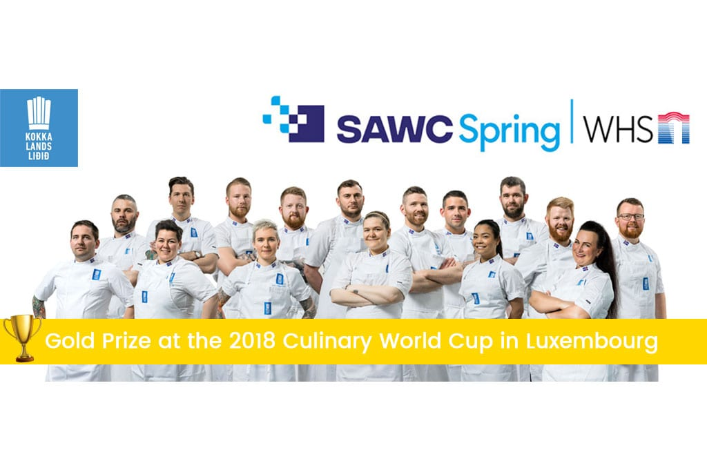 The Icelandic Culinary Team