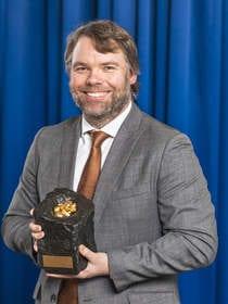 G. Fertram Sigurjonsson, CEO