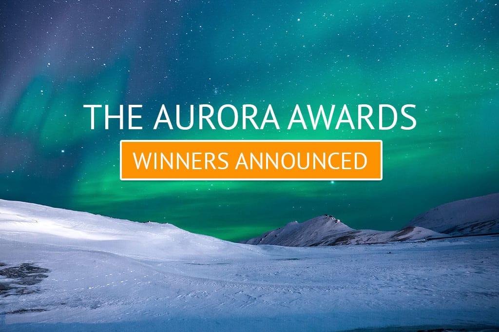 The Aurora Awards Winners Announced