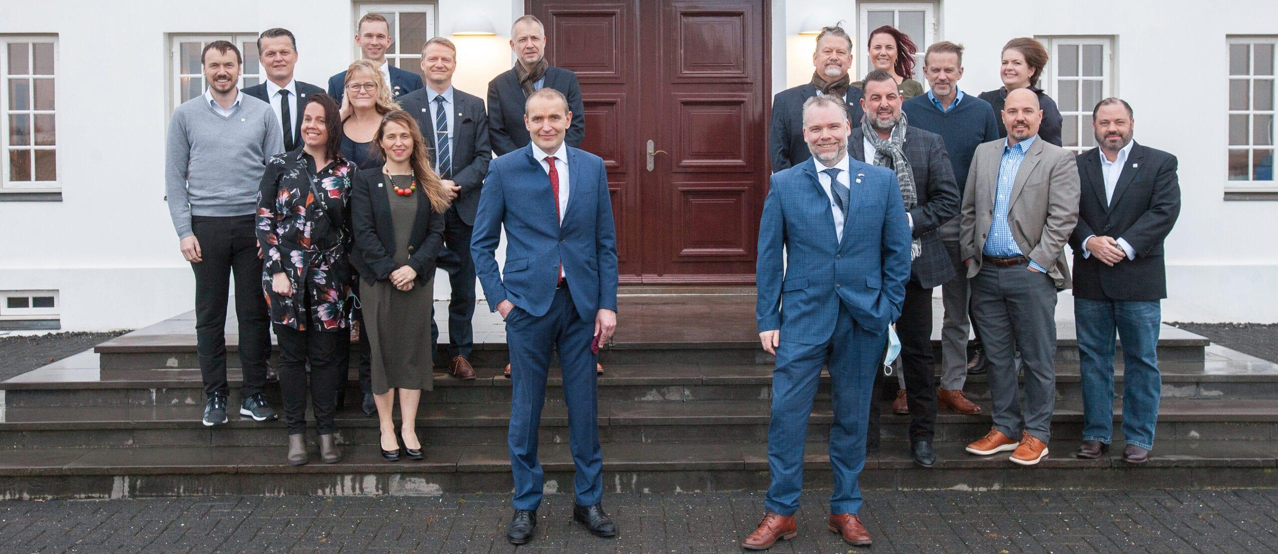 President of Iceland Welcomes Kerecis