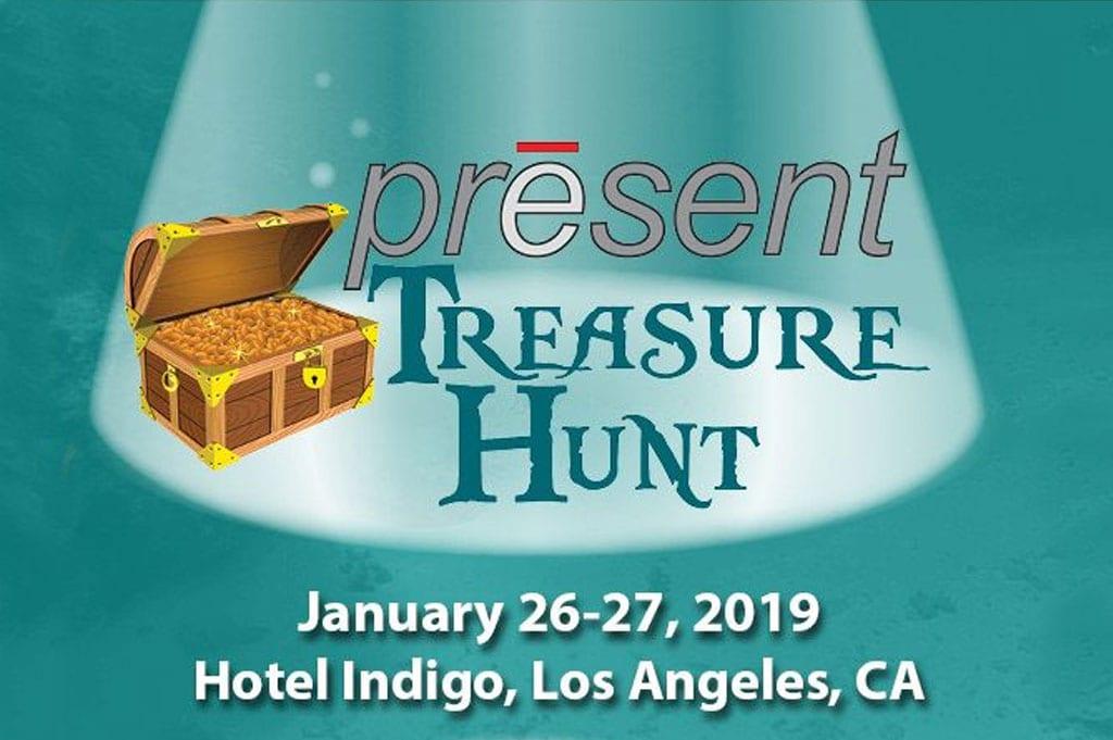 PRESENT Treasure Hunt