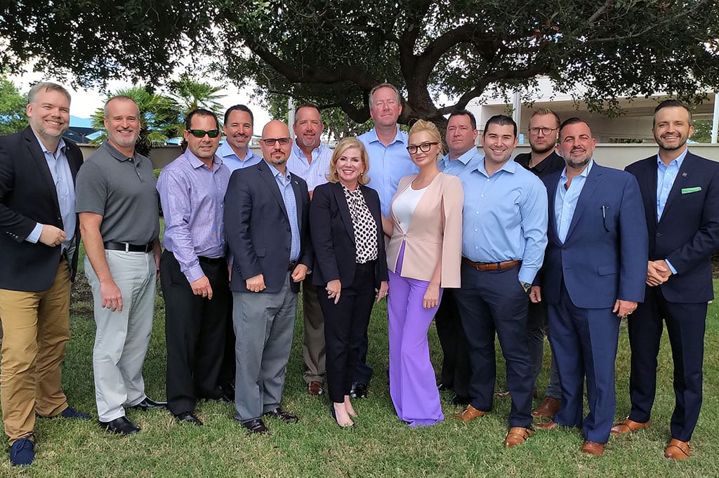 The Kerecis Southwest / Central Sales Team